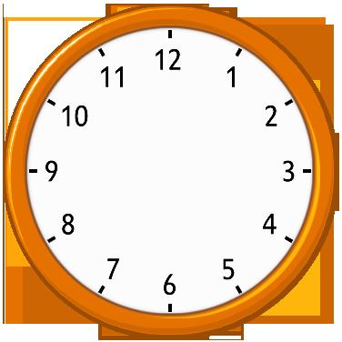 The Analog Clock Math Worksheets - First Grade Math | Math ...