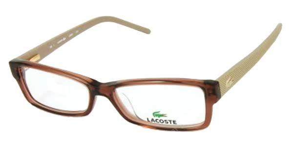 lacoste l2603 color 210 poly w crizal sapphire glasses