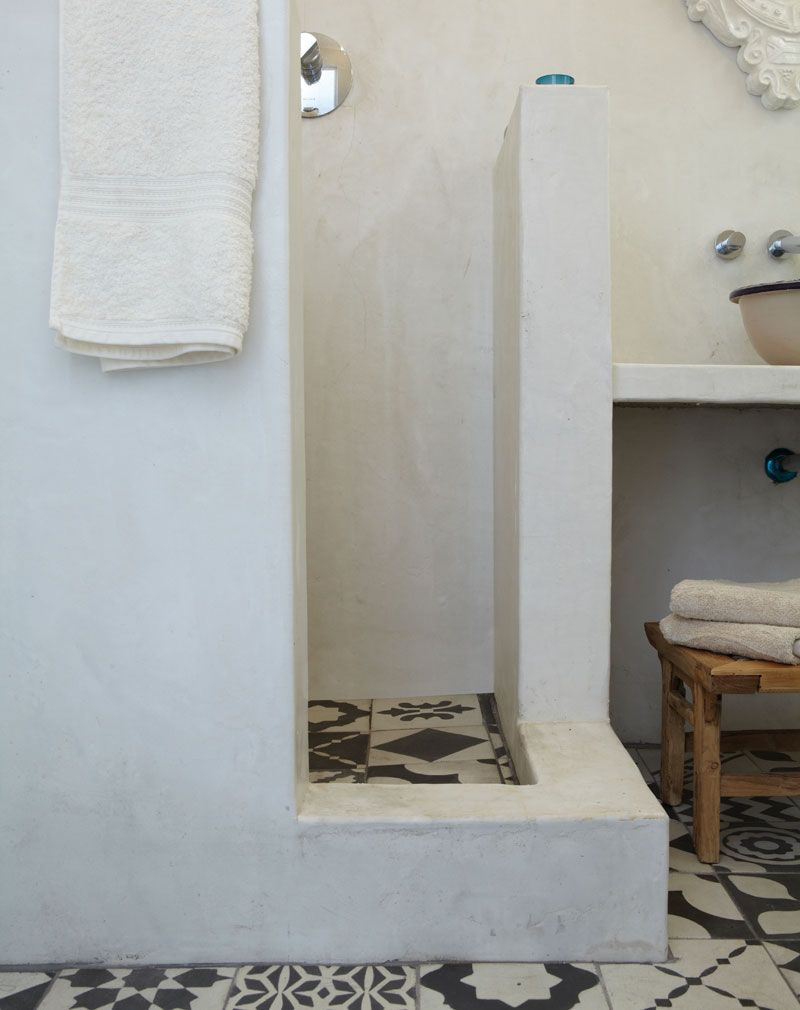Moroccan bathroom bliss
