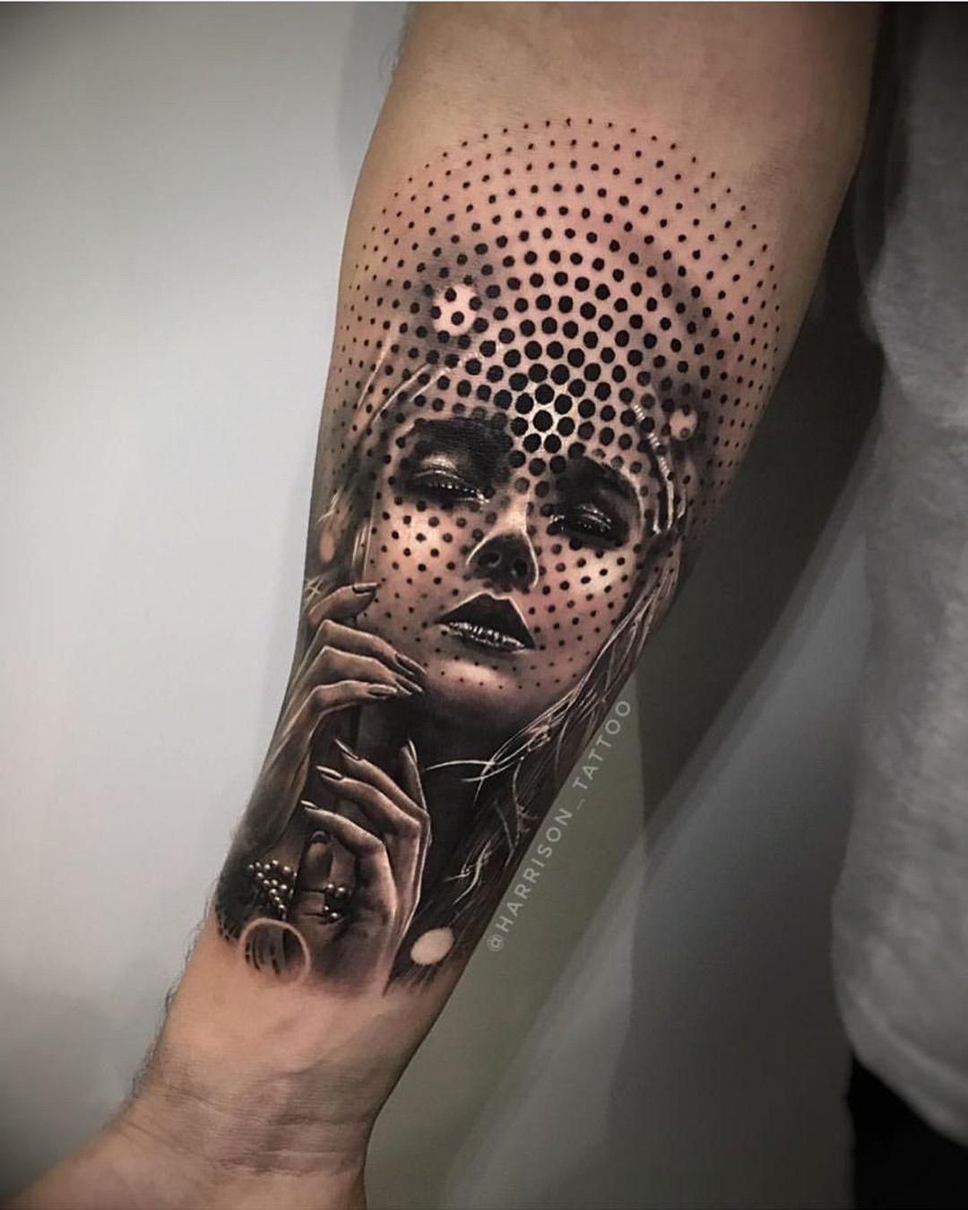 Photo of Tattoo by @harrison_tattoo