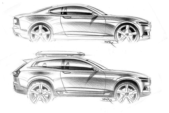 Женева познакомится с новым концептом Volvo - Автоцентр.ua ...