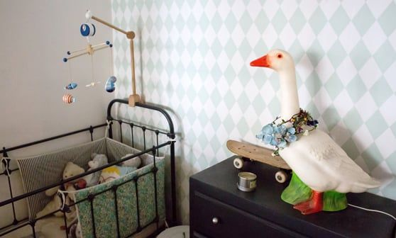 Zoé, Paris 17ème - Inside Closet