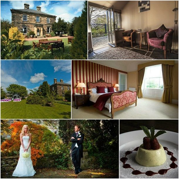 Outdoor Wedding Ceremony Yorkshire: Country House Hotels, Hotel