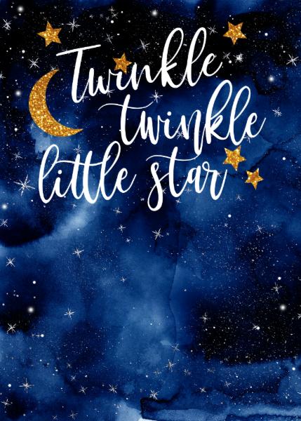 Twinkle Twinkle Little Star Baby Shower Invitation Zazzle Com Star Baby Shower Invitations Star Baby Showers Baby Shower Background