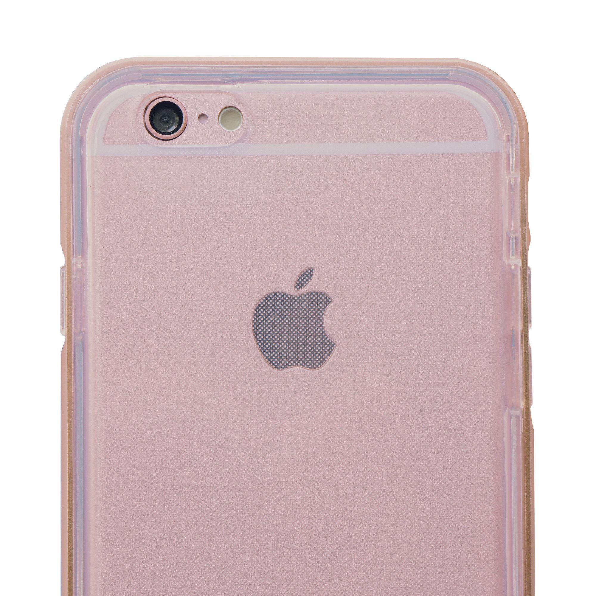 Hybrid Case for iPhone - Rose Smoke