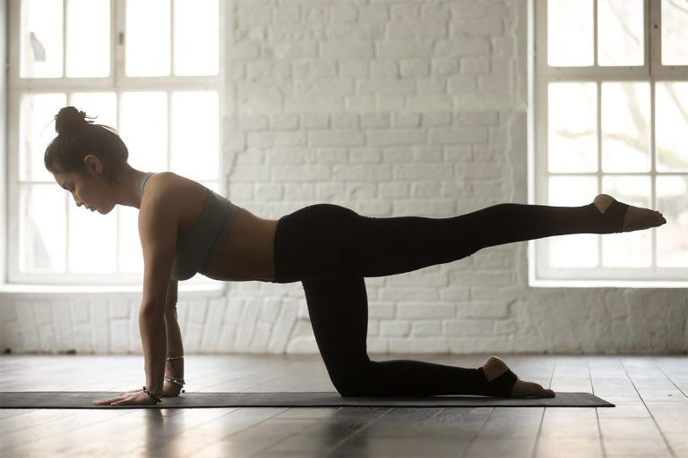 Beginner Core Workout: 20-Minute Yoga Workout for Killer Abs