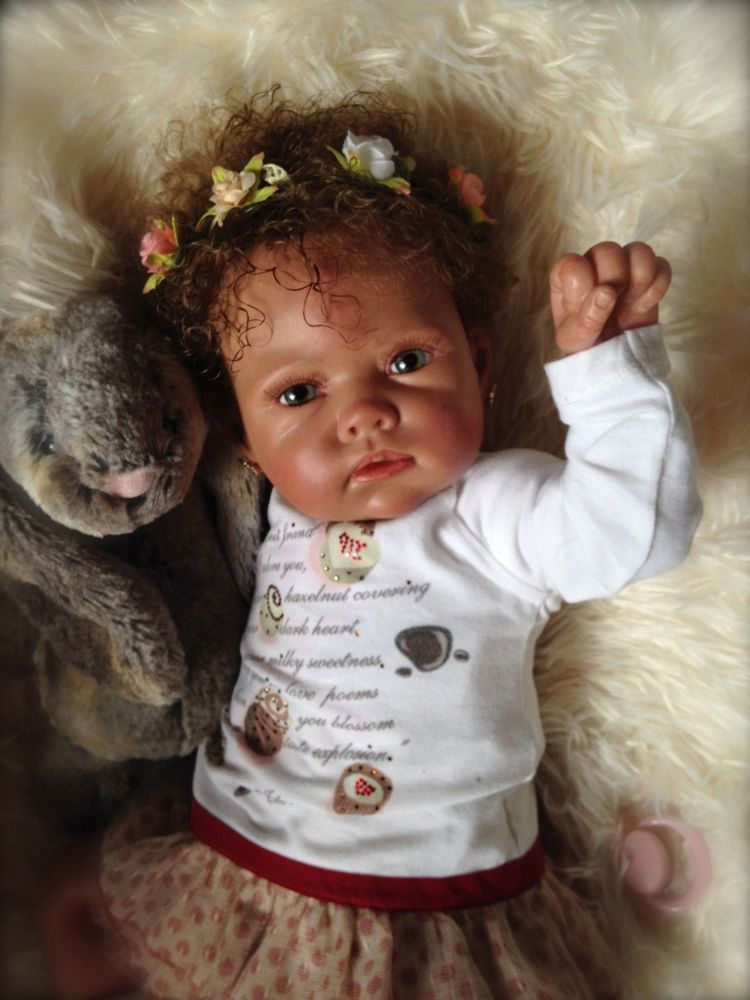 reborn baby doll PORSHA ROMIE STRYDOM  SOLD OUT