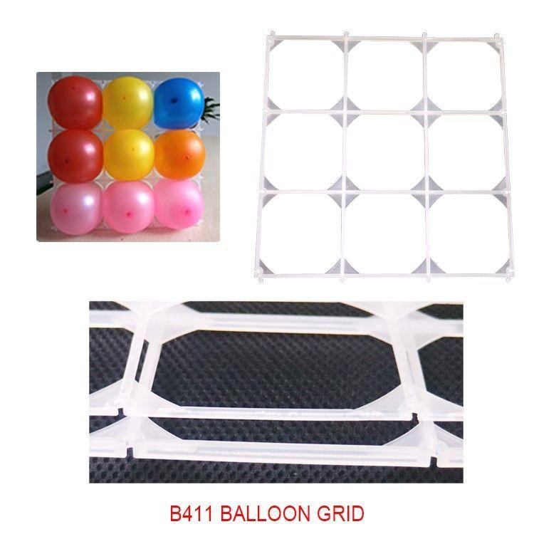 Malla para pared de globos r5 Birthdays