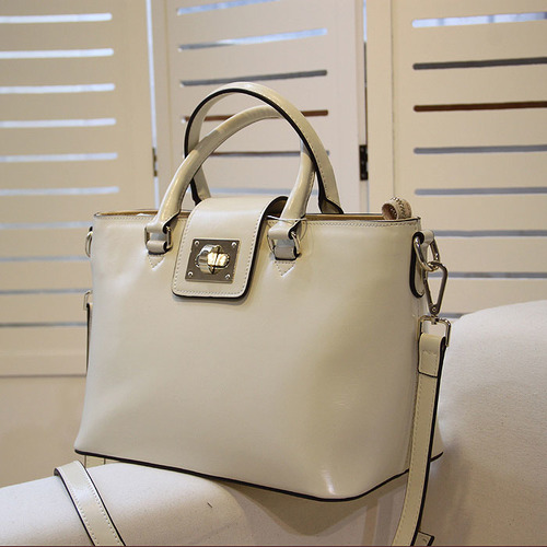 2014 Early Spring New Leather Shoulder Bag - Women Leather Shoulder Bag - Women Shoulder Bag ::INFPASS ✿