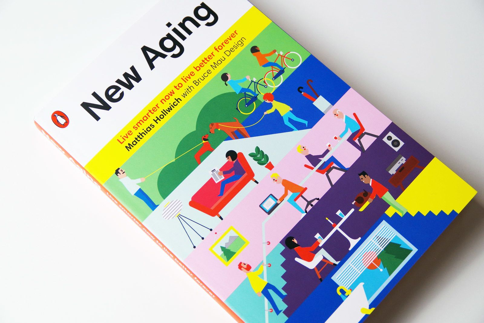 """""""New Aging"""" Plans for a Multi-Generational Future - Cool Hunting"""