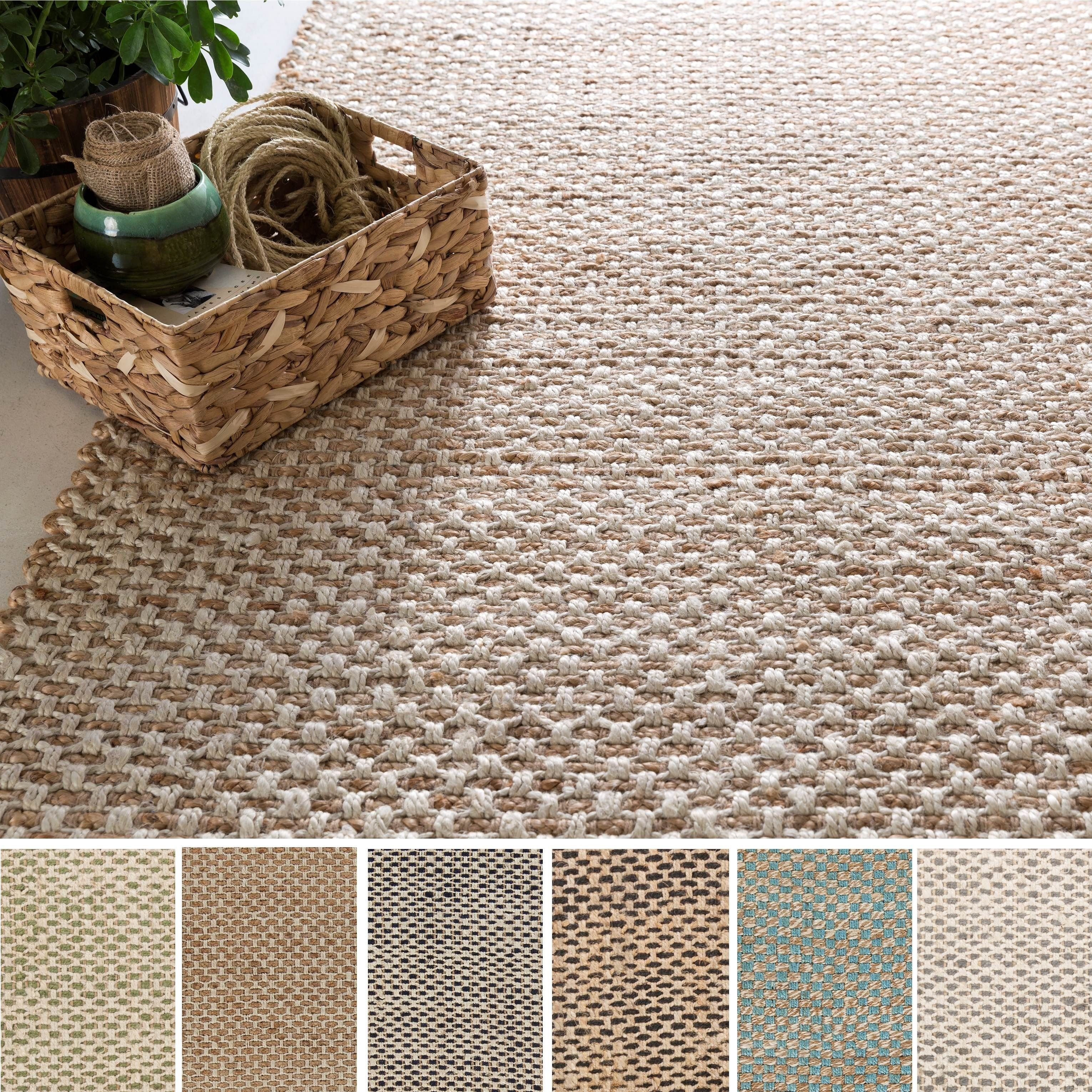 explore jute rug stripe pattern and more