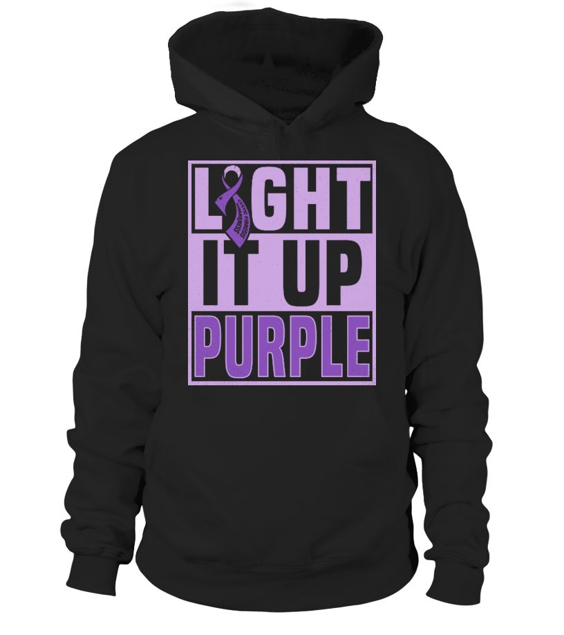 Light It Up - Cystic Fibrosis Awareness  Funny Disability T-shirt, Best Disability T-shirt