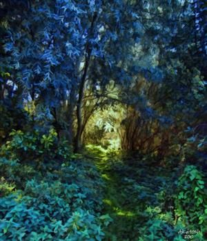 Path To Glade by*Pineman