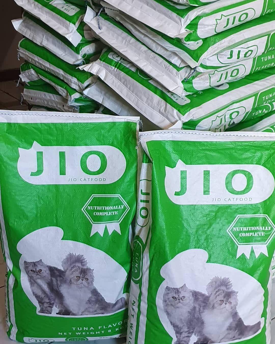 Jio Catfood 8kg Harga 210rb Petshopmurah Petlover