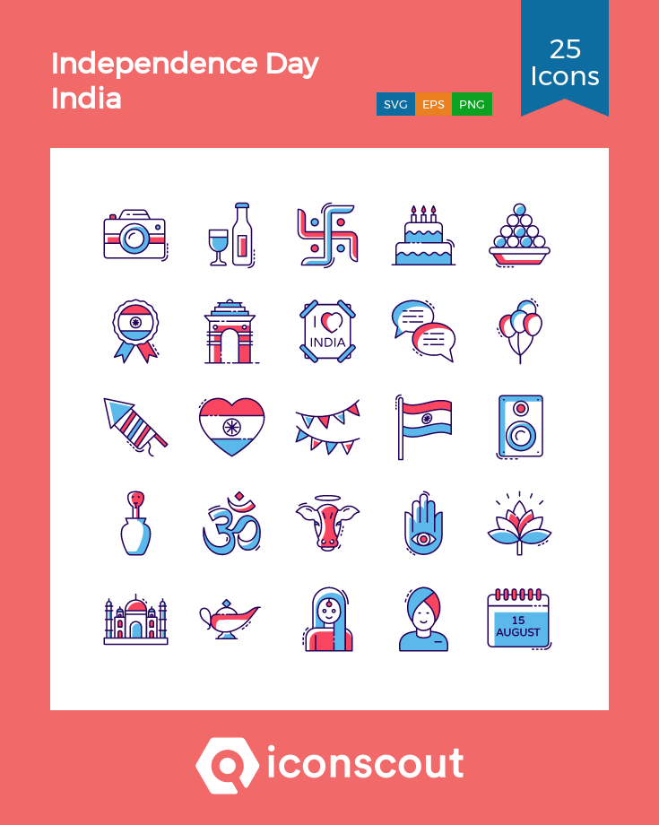Download Download Independence Day India Icon pack - Available in ...