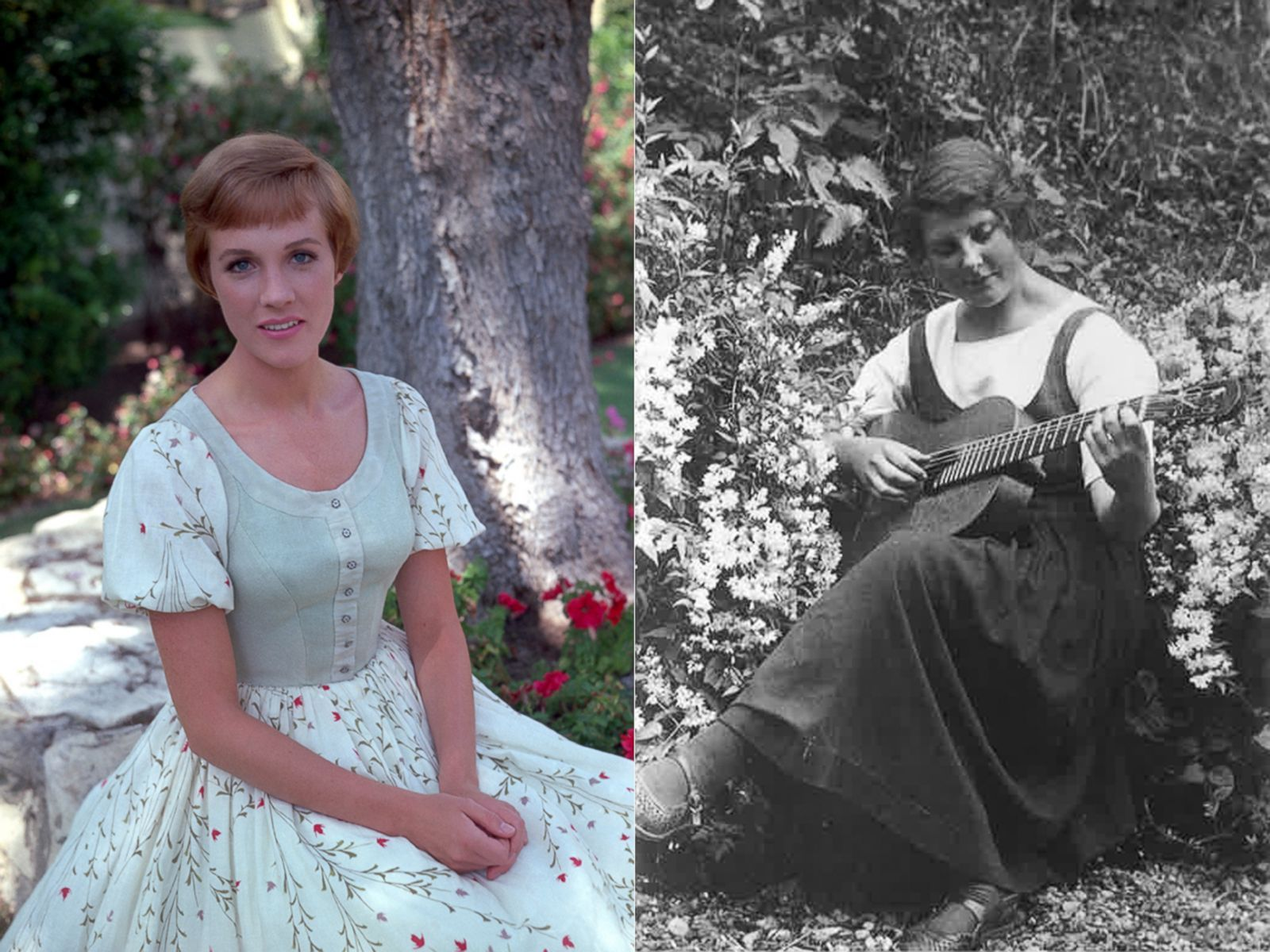in the 1965 film quotthe sound of musicquot actress julie