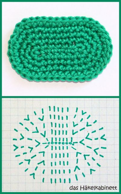 fM Oval Häkelschrift | Stricken/Häkeln | Pinterest | Häkeln ...