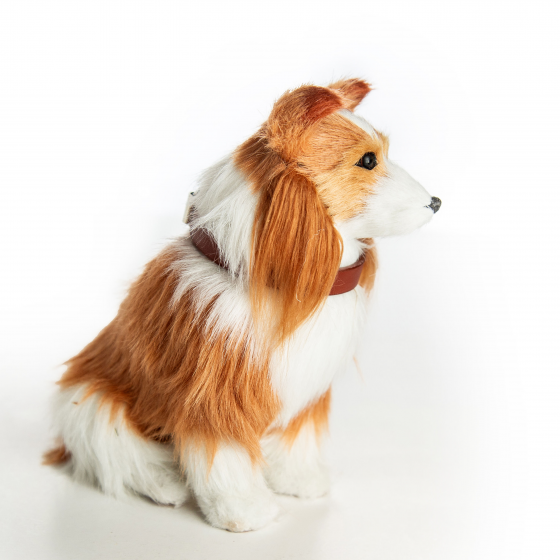Collie Puppy Pet 18 Inch Doll Accessory