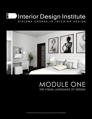 Course Outline 12 Modules And 12 Corresponding Interactive Assignments To Interior Design Institute Interior Design School Interior Design Jobs