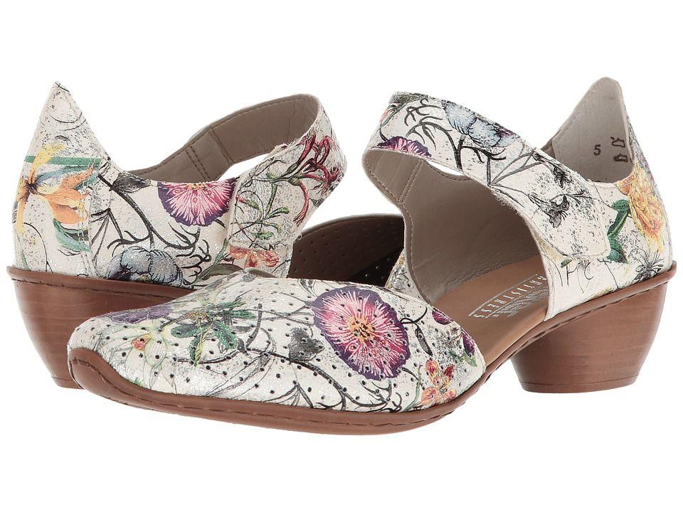 Rieker 43789 Mirjam 89 Women's Shoes IceMulti | Products