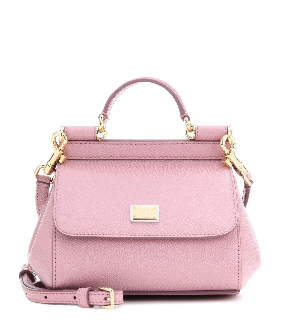 a00fab6b0c DOLCE & GABBANA Miss Sicily Micro Leather Shoulder Bag. #dolcegabbana #bags  #shoulder bags #hand bags #denim #leather #lining #