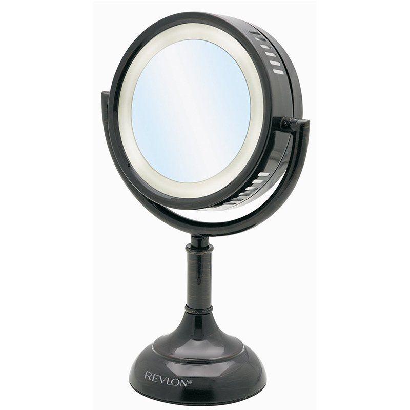 Revlon Rvmr9019bzs4 Timeless Beauty Lighted Swivel Mirror