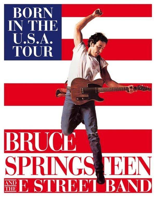Bruce Springsteen: Born in the U.S.A. (Video 1984)