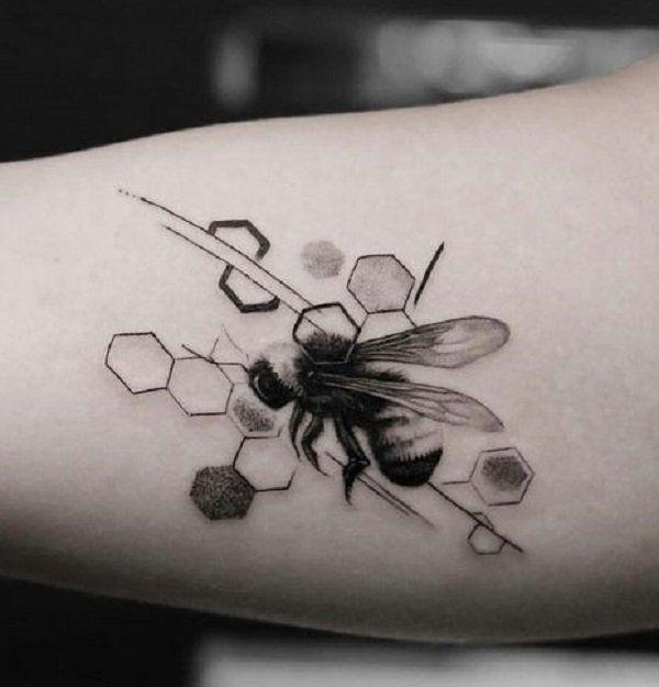 75 cute bee tattoo ideas tattoo ideas pinterest tattoo ideen biene tattoo und bienen. Black Bedroom Furniture Sets. Home Design Ideas