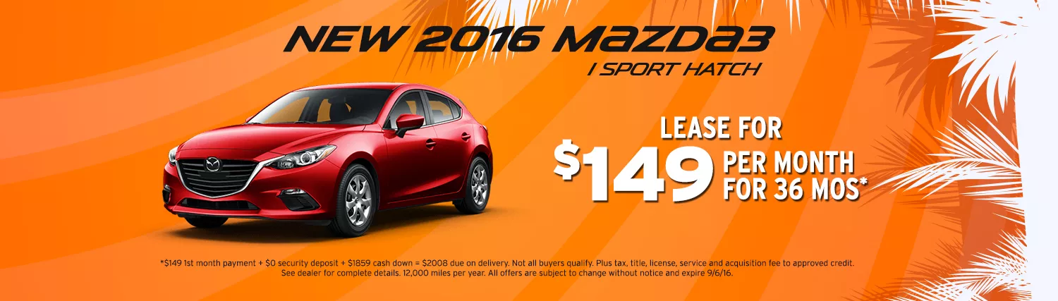 Great Lease Specialu0027s Going On Now At Russ Darrow Mazda