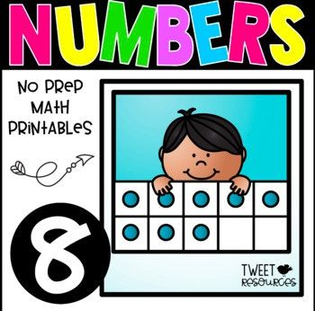 Number Of The Day: Teach your students all about numbers with this ...
