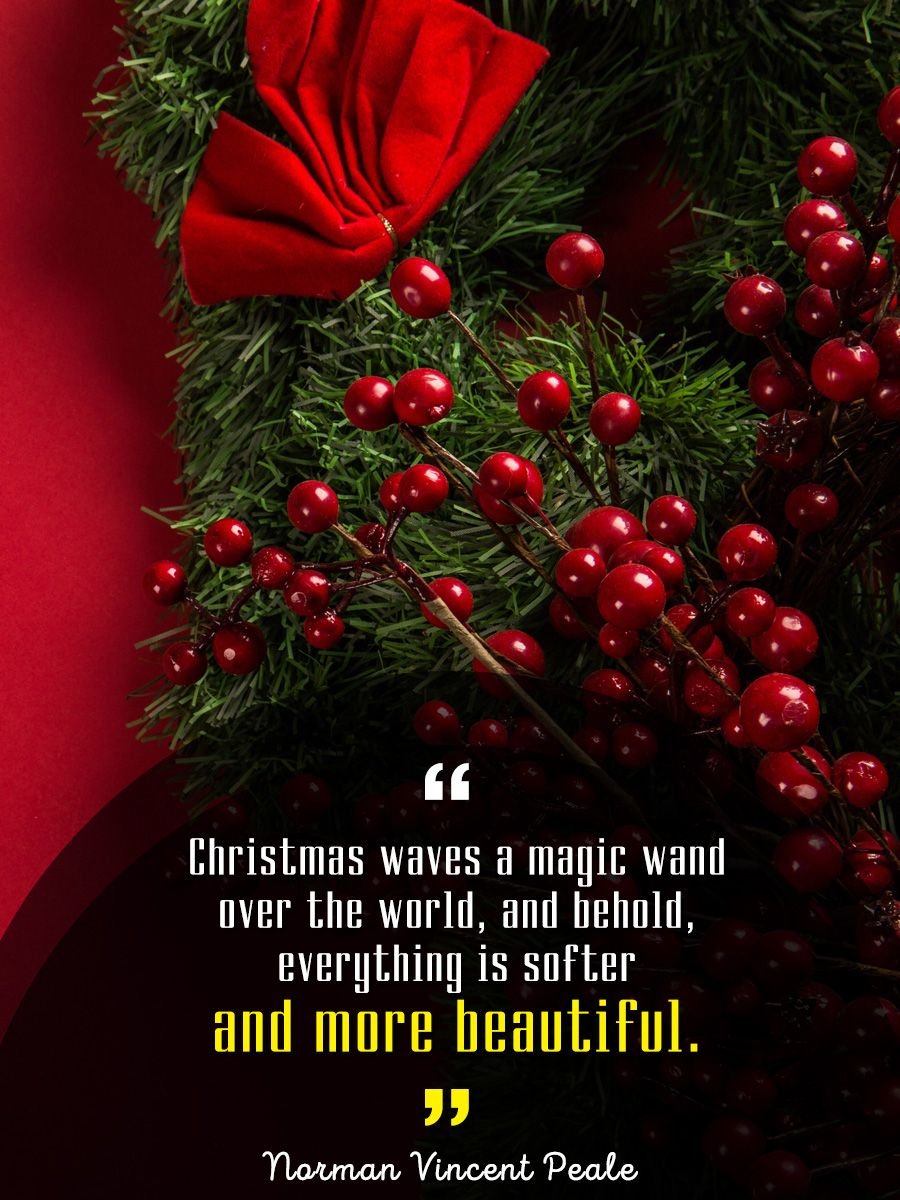 15 Christmas Sayings And Quotes For Your Friends And Family