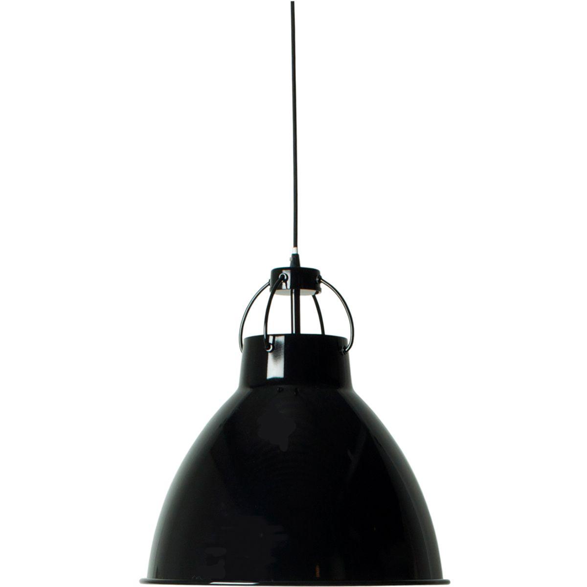 Deliving Pendant Lamp Black