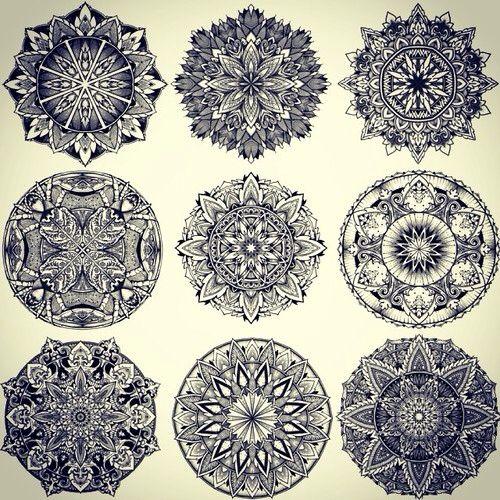 mandala tattoo m nner roberto scatena pinterest. Black Bedroom Furniture Sets. Home Design Ideas