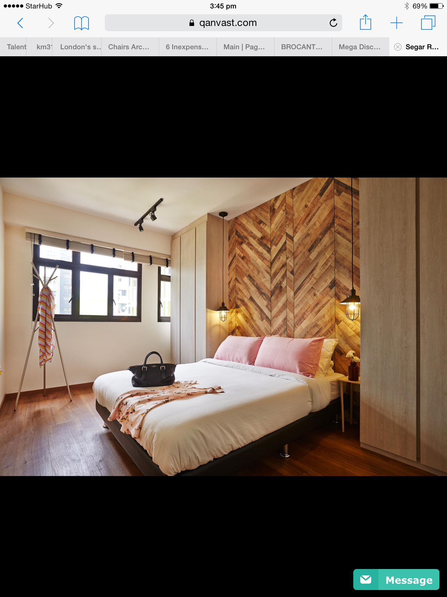 4 room bto master bedroom design  Pin by Dede Wu on JC Residence Idea Board  Pinterest