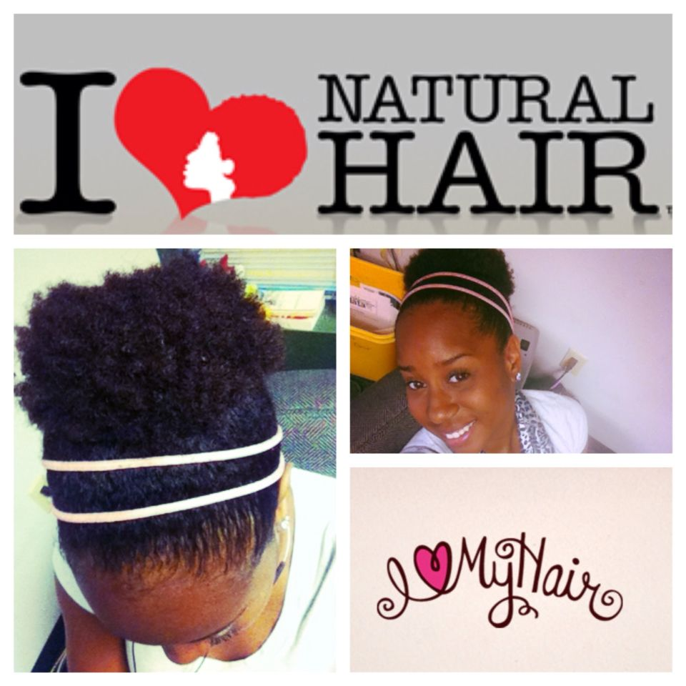 I love my natural hair!!!! ... For progressive hair growth: follow the L.O.C. method, take daily vitamins, drink A LOT of water & do protective styles! .... There are so many other ways I care for my hair, but those are a few basics!