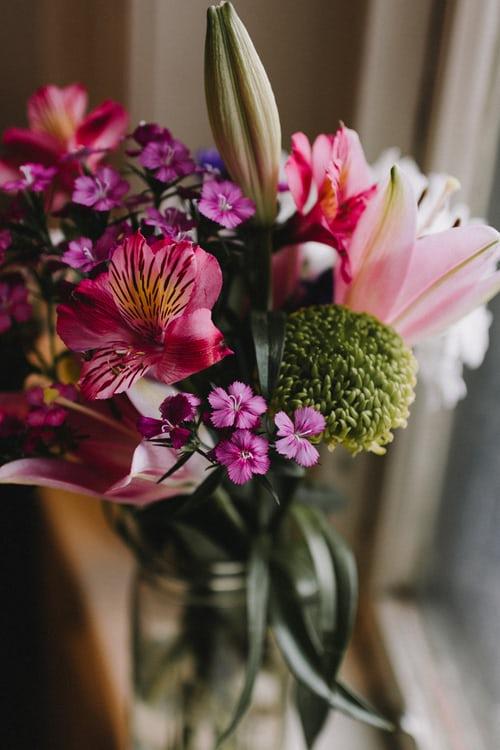 باقة ورد جميلة باقات ورد صباحية جميلة جدا باقة ورد كبيرة Zina Blog Flower Bouquet Pictures Flowers Bouquet Flower Images