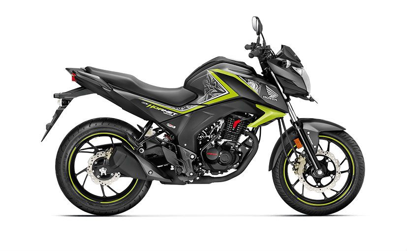 Honda Cb Hornet 160r Special Edition Launched