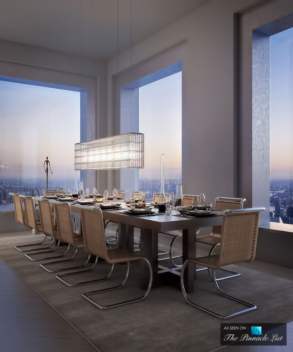 Luxury Penthouse Ph92 432 Park Avenue New York Ny Via