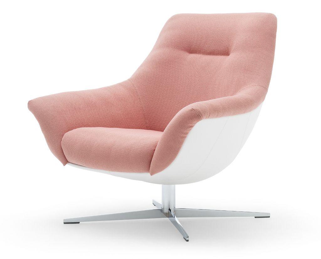 La vie en rose meubels van rolf benz in een trendy kleurtje