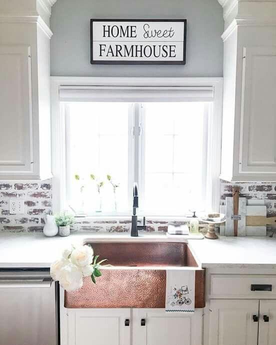 Französischer Landhausstil, Bauernhaus Küchenschränke, Apron Spüle In Küchen,  Küchen Weißes Bauernhaus, Küstenbauernhaus, Heimwerken Küche, Landhaus  Plan, ...