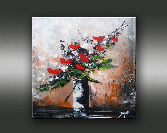 Favori Galerie de peinture de l'artiste peintre BRUNI. Exposition et  YW53