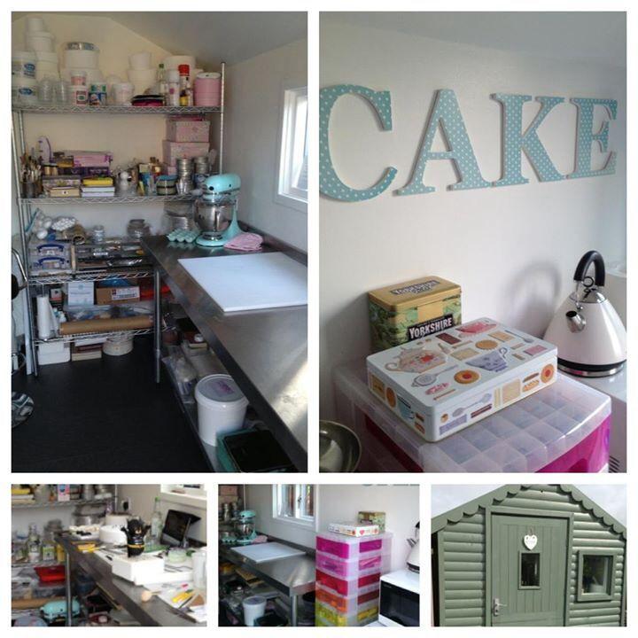 Bakery Kitchen, Cake Business