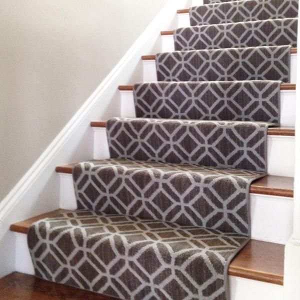Charmant Diamond Patterned Stair Runner   Google Search