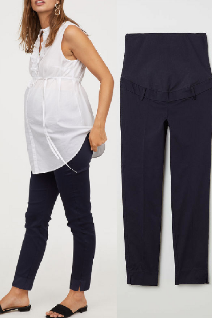 Ascensor Mareo No esencial  Looking for some cute maternity pants for work? Check out H&M! They have so  many cute styles! | Office maternity … | Ropa para embarazadas, Ropa de  maternidad, Ropa