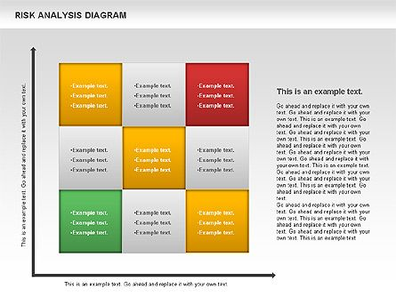 Pin By Pptstar On D Presentation Themes    Risk Analysis