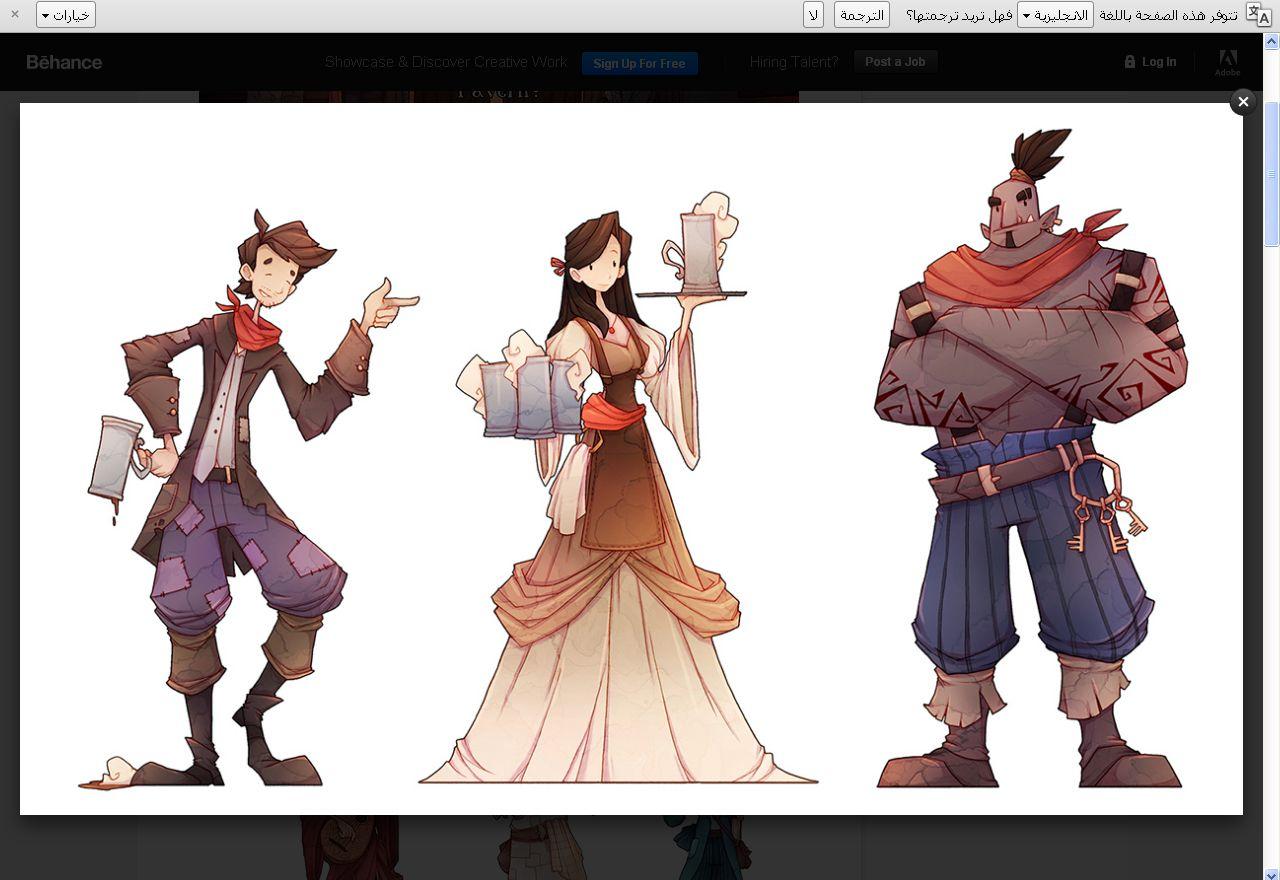 Character Design Inspiration Tumblr : Zestydoesthings tumblr toby allen