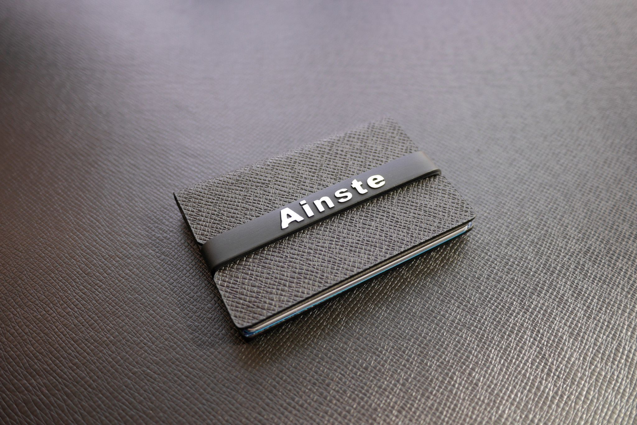 Limited Edition RFID Ainste Evan wallet®