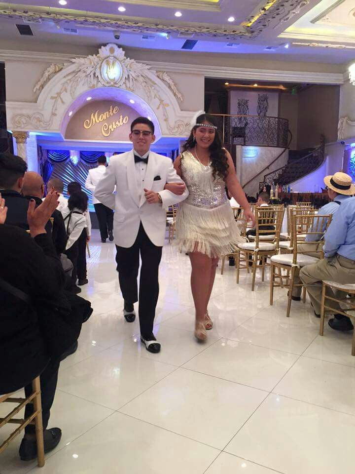 13a983b1ba5 Great Gatsby theme quinceanera