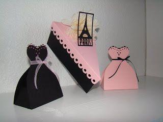 Recuerditos o souvenires y decoraci n para fiestas con el for Decoracion 15 anos paris