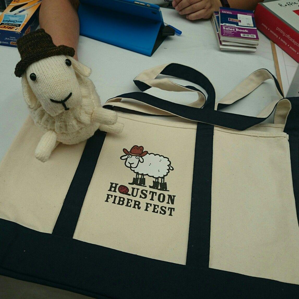 Houston Fiber Fest Merchandise